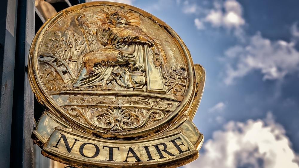 Francia-Notario