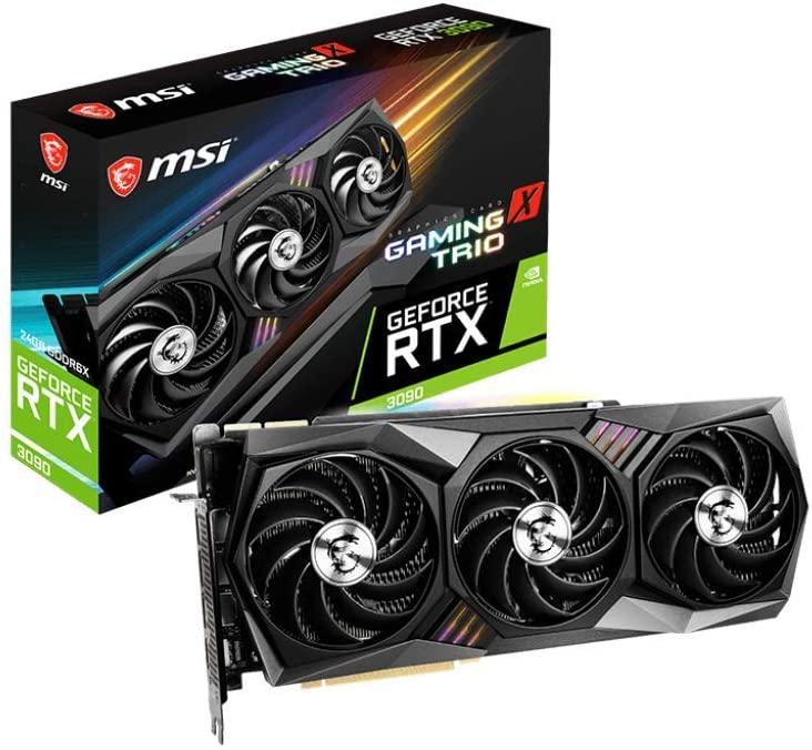 Nvidia GeForce RTX 3090 Amazon