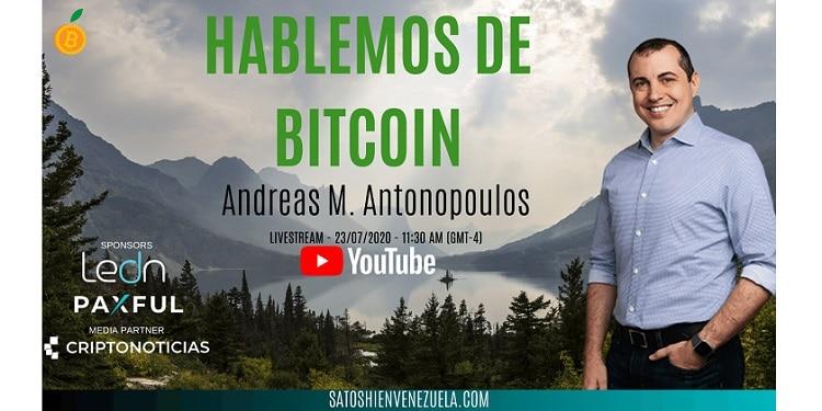 Andreas Antonopoulus
