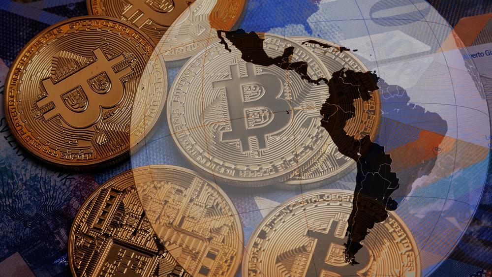 Hispanoamerica criptomonedas fintech bitcoin