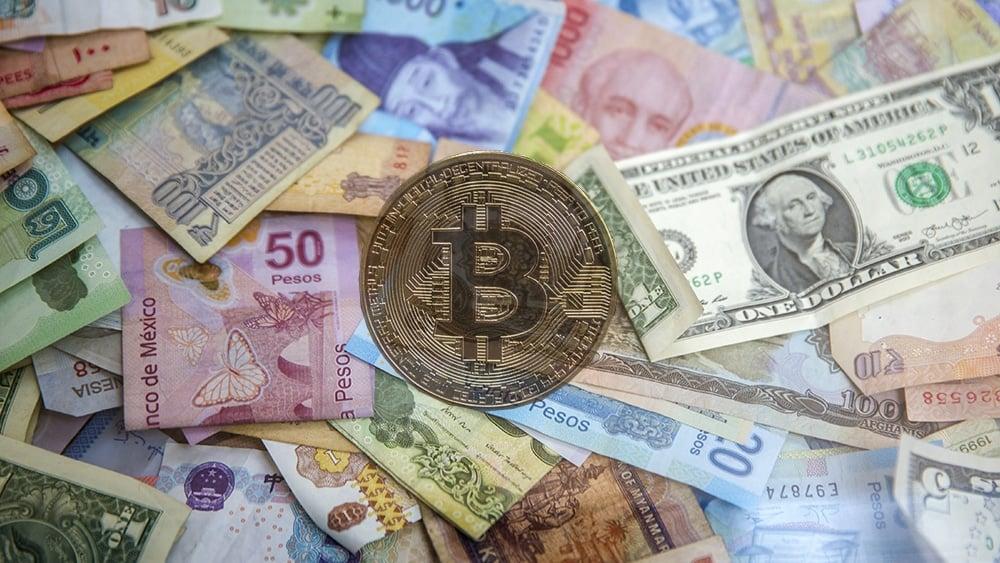 monedas fiduciarias bitcoin criptomoneda satoshi