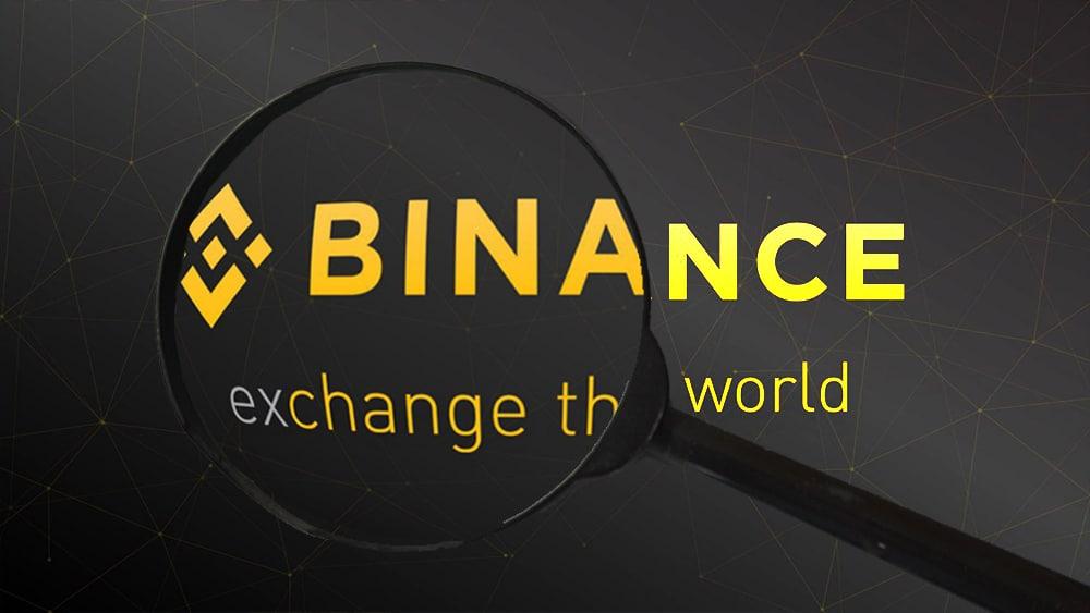 binance casa de cambio criptomoneda