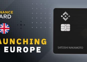 binance criptomonedas blockchain Visa