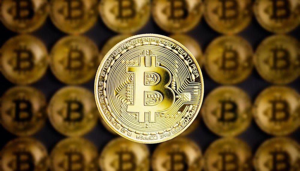 Bitcoin criptomonedas blockchain logo
