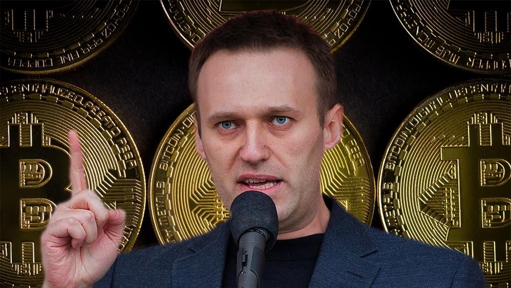 donaciones-bitcoin-oposición-Putin-Rusia