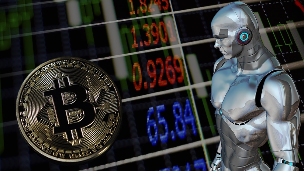 alza aumento bitcoin robot
