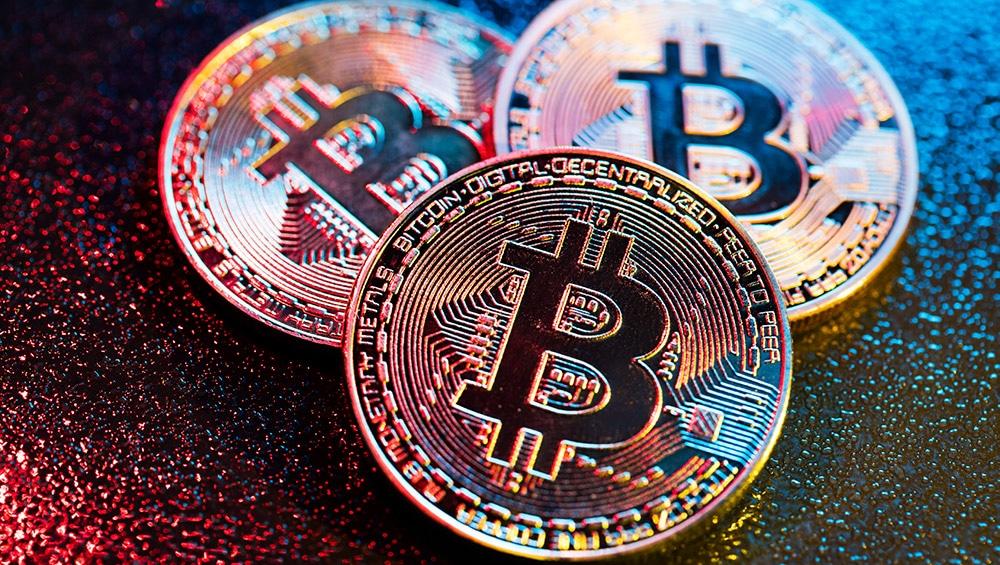 cè un bitcoin fisico