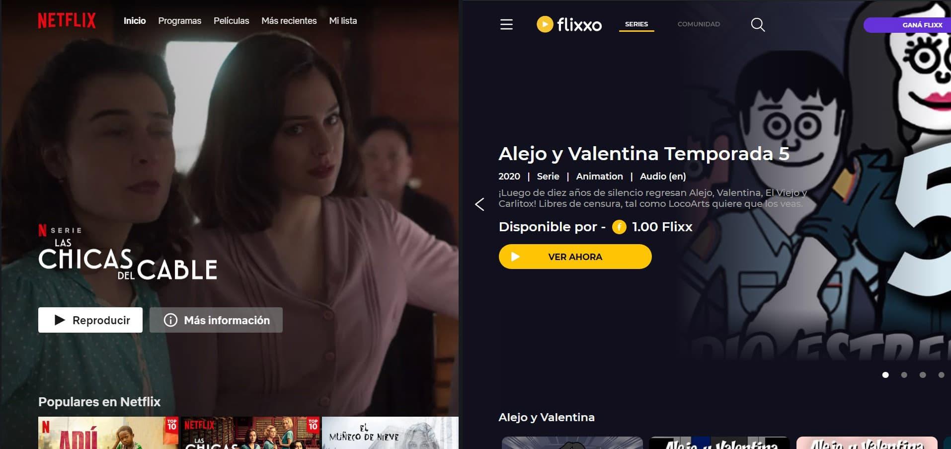 Flixxo-streaming-criptomonedas-Netflix