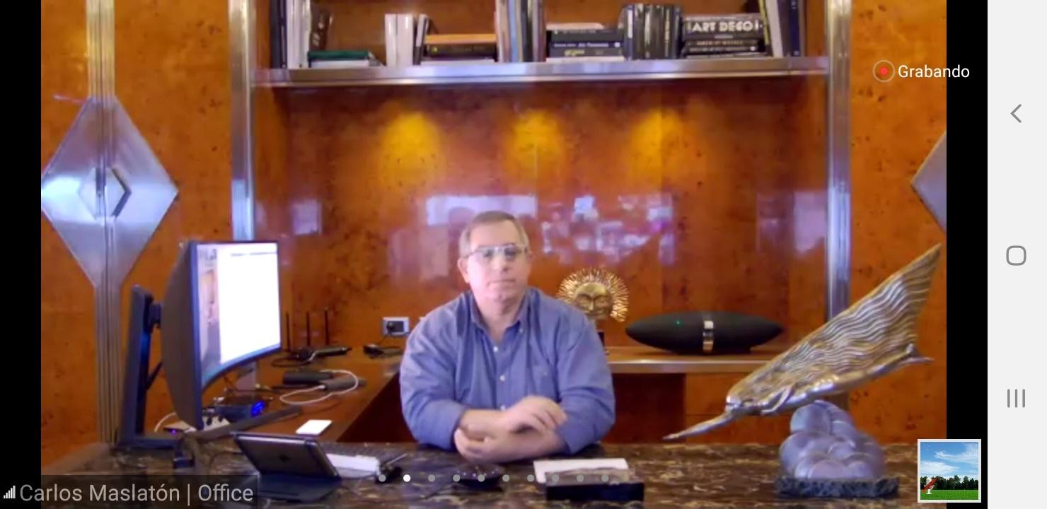 Carlos Maslatón opinión bitcoin xapo