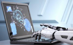 robot difunde fake news