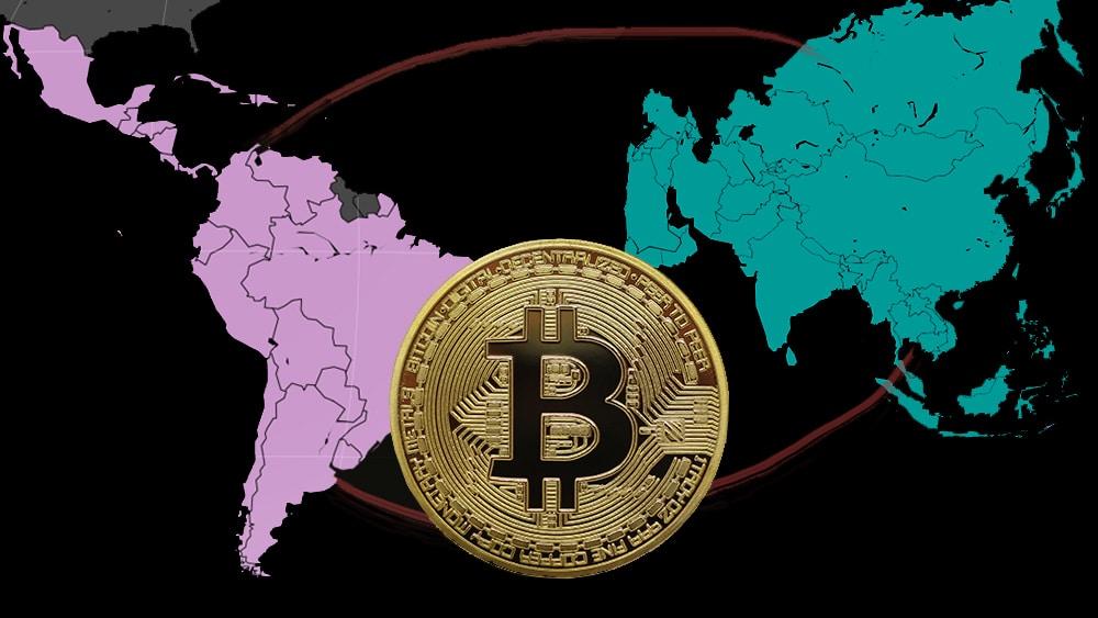 comercio bitcoin tendencia