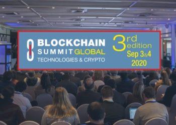 Invitación a Blockchain Summit