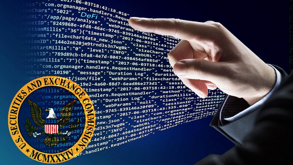SEC autoridad blockchain binance