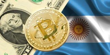 compra dolares btc Argentina