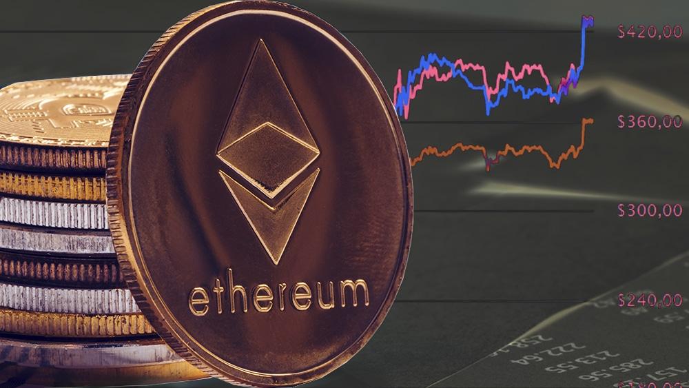 eth mercados criptomonedas volumen
