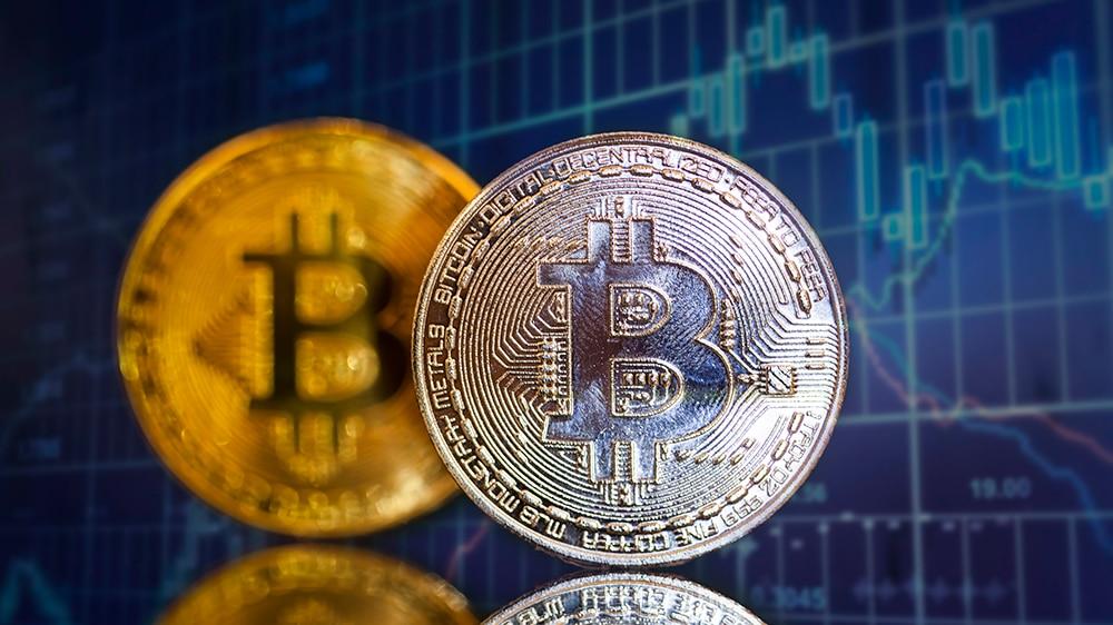criptomonedas-bitcoin-mercado-gráfica
