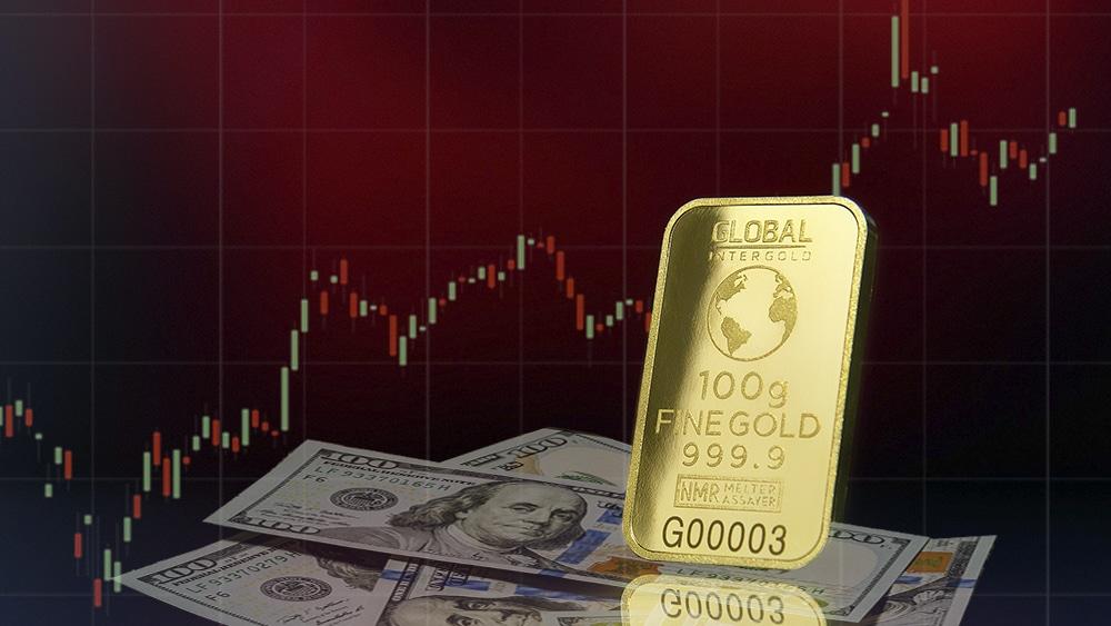 subida oro crecimiento btc