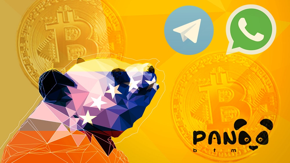panda exchange criptomonedas Venezuela