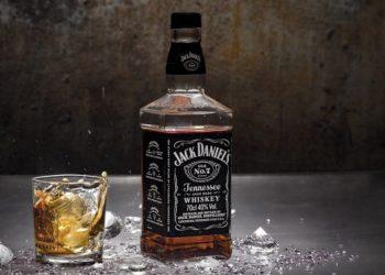 jack daniels whiskey brown ransomware revil