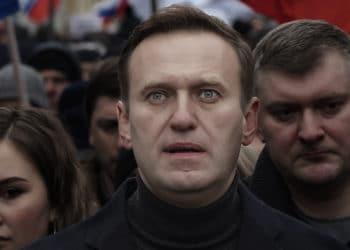 Putin Politica russo oposición