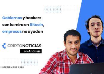 En Análisis Episodio 20: Gobiernos Hackers Bitcoin Minería