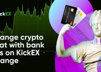 Comprar criptomonedas con tarjetas bancarias