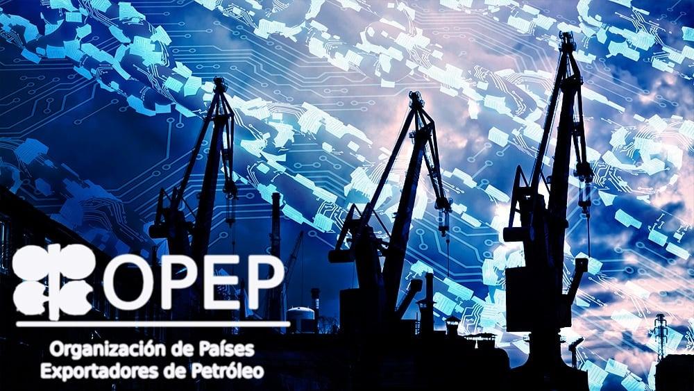gestiones-petróleo-OPEP-Blockchain