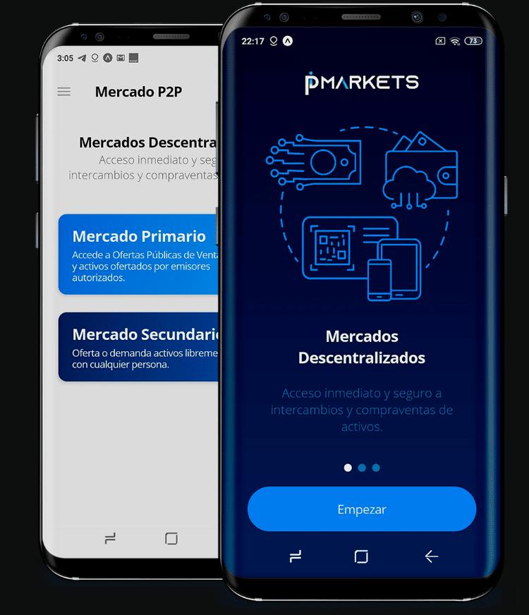 App de Bolsa Descentralizada de Valores DeFi Ethereum Venezuela