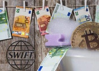 lavado dinero criptomoneda USD