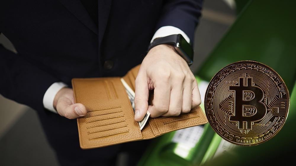 btc ajustes cartera blockchain