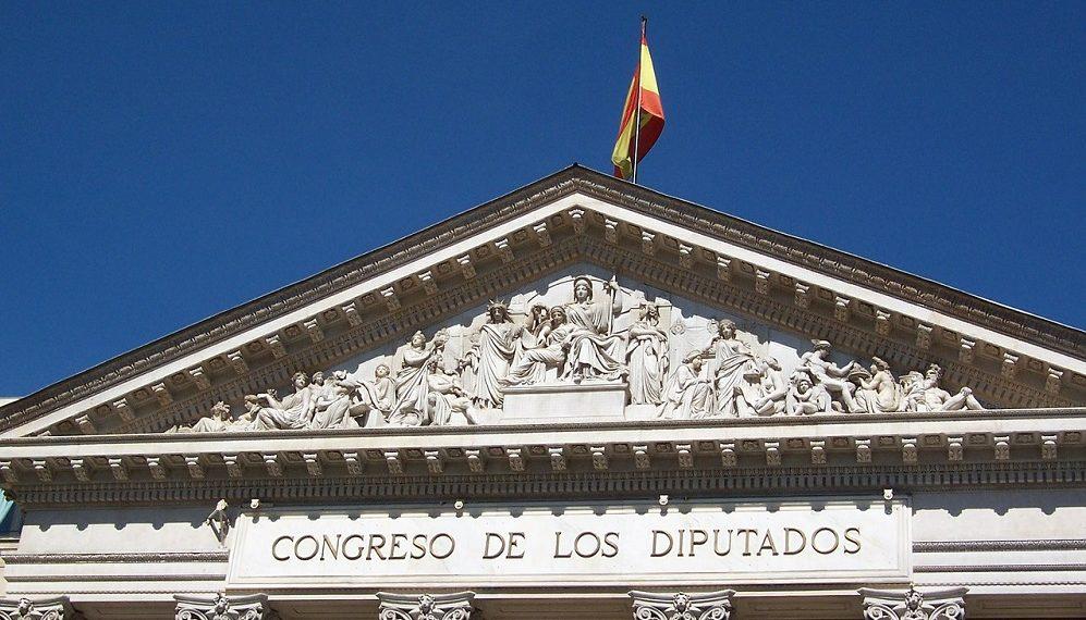 Congreso de España. Fuente: victorf / Pixabay