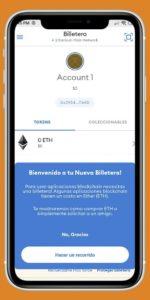 icono Metamask aplicación compartir