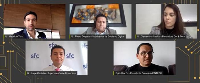 foro-sandbox-regulatorio-criptomonedas-Colombia-Fintech