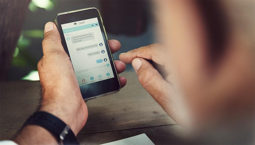 España-aplicaciones-mensajería-privada-usuarios