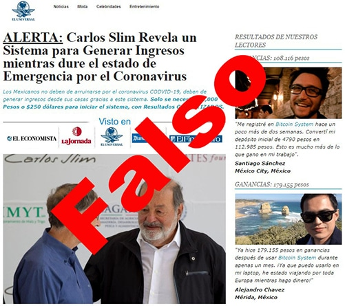 peligro-noticias-falsas-criptomonedas-Latinoamerica