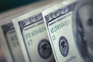 billetes dolar aceptación descentralizadas