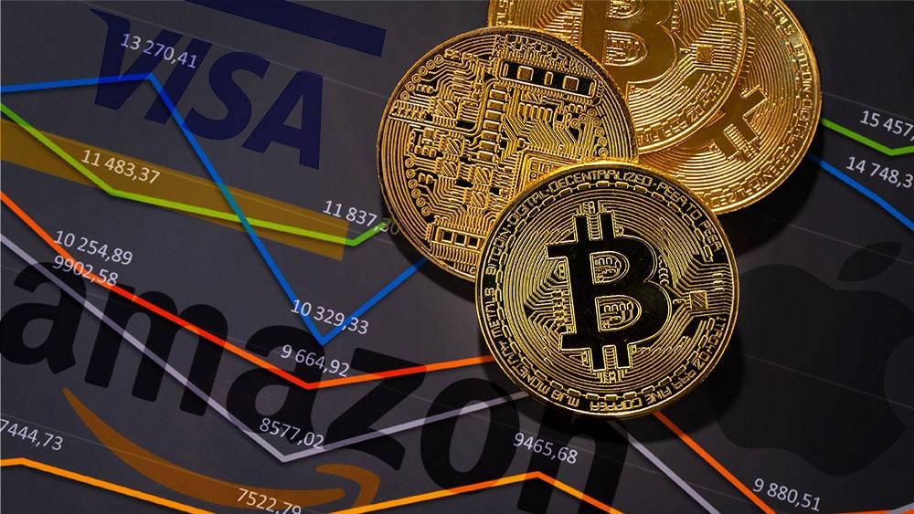 valor-mercado-bitcoin-facebook-amazon-JP-Morgan