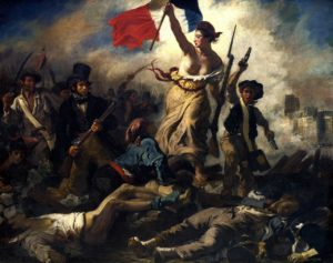 organización objectivos lucha revoluciones