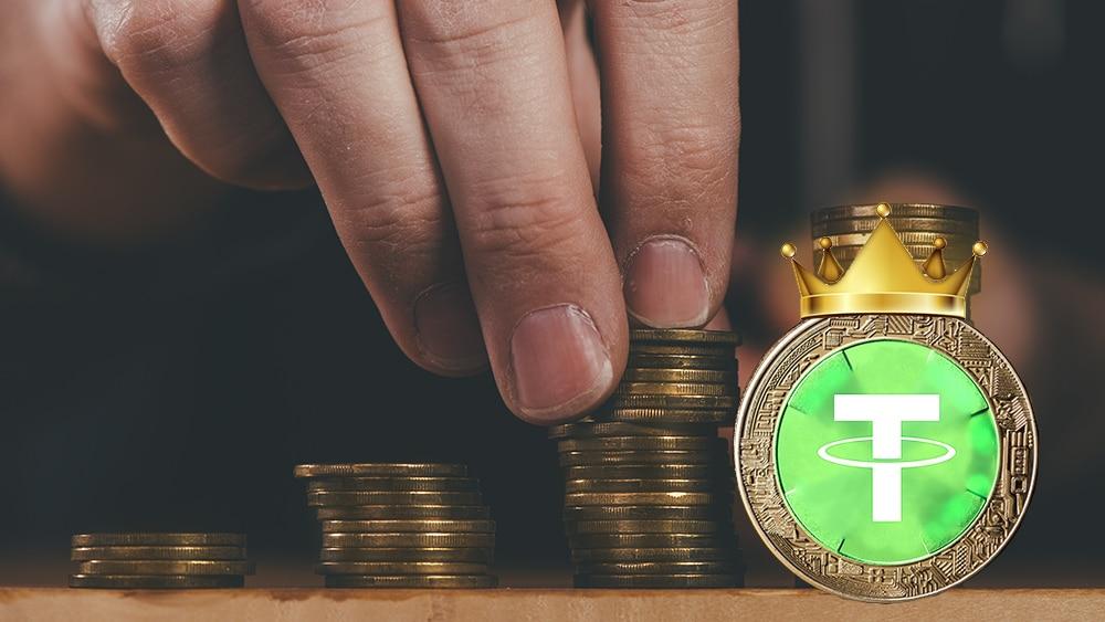stablecoin volumne mercado cripto