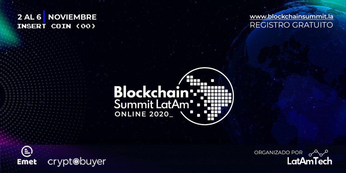 Evento Blockchain Summit Latam