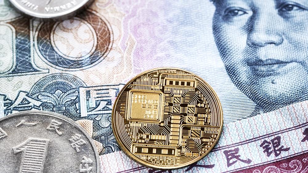 blockchain moneda digitalizada China