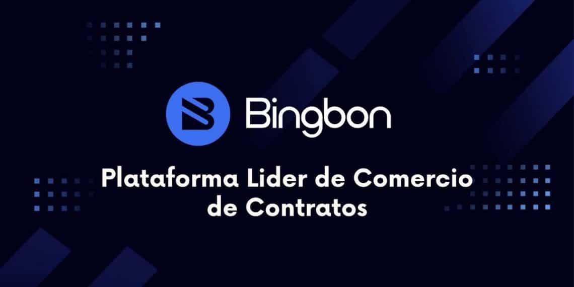 Bingbon, la plataforma de trading de criptos y derivados