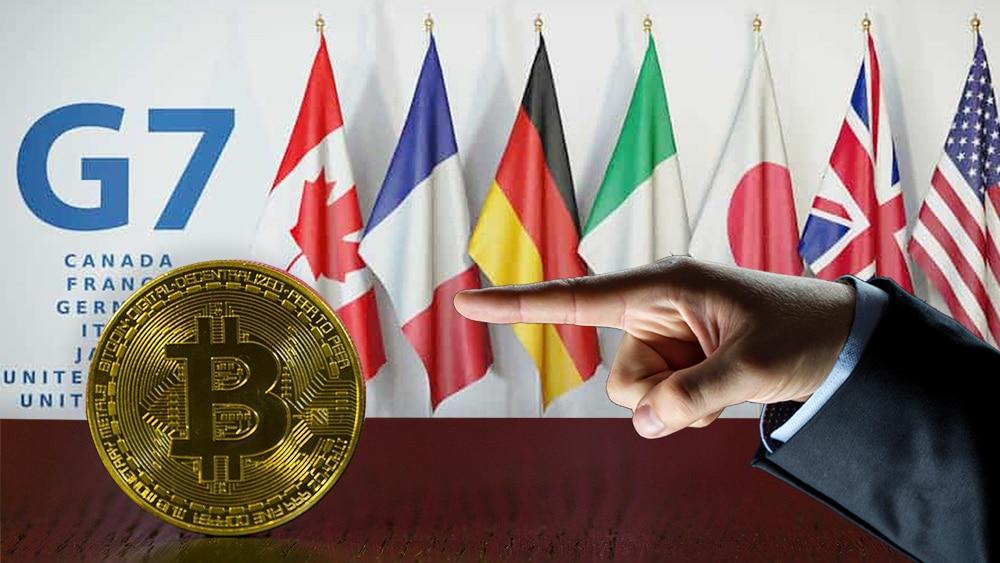 regulación casas cambio criptomonedas Bitcoin G7