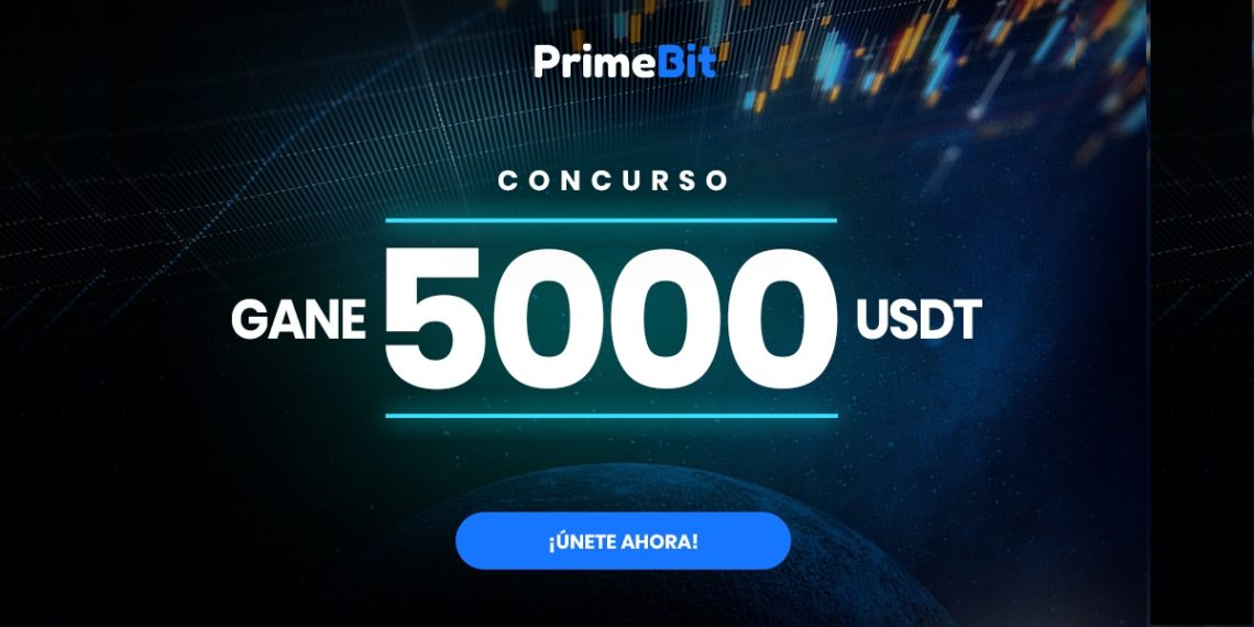 Concurso de trading demo PrimeBIT