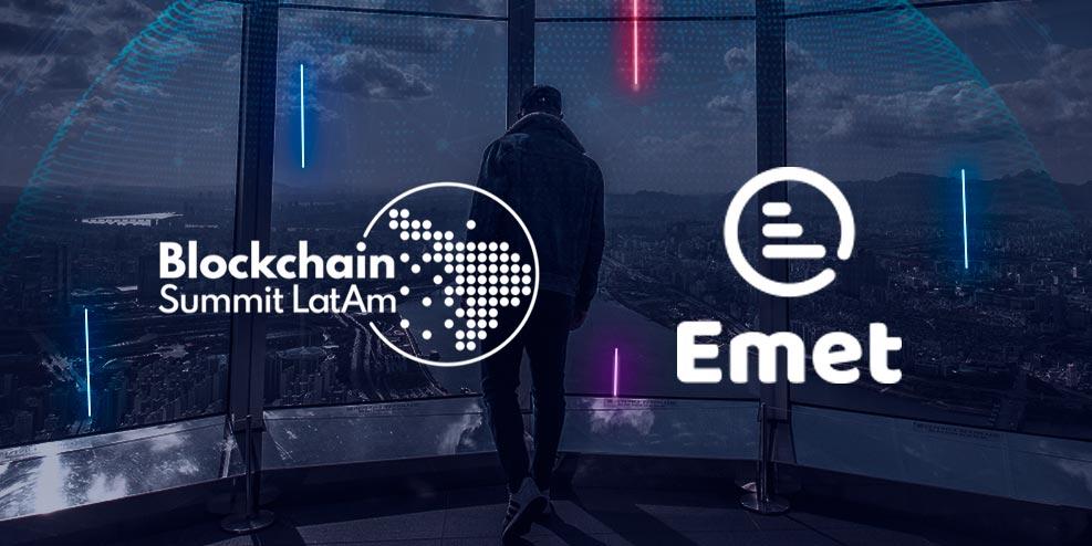 Emet Group participa en la Blockchain Summit Latam