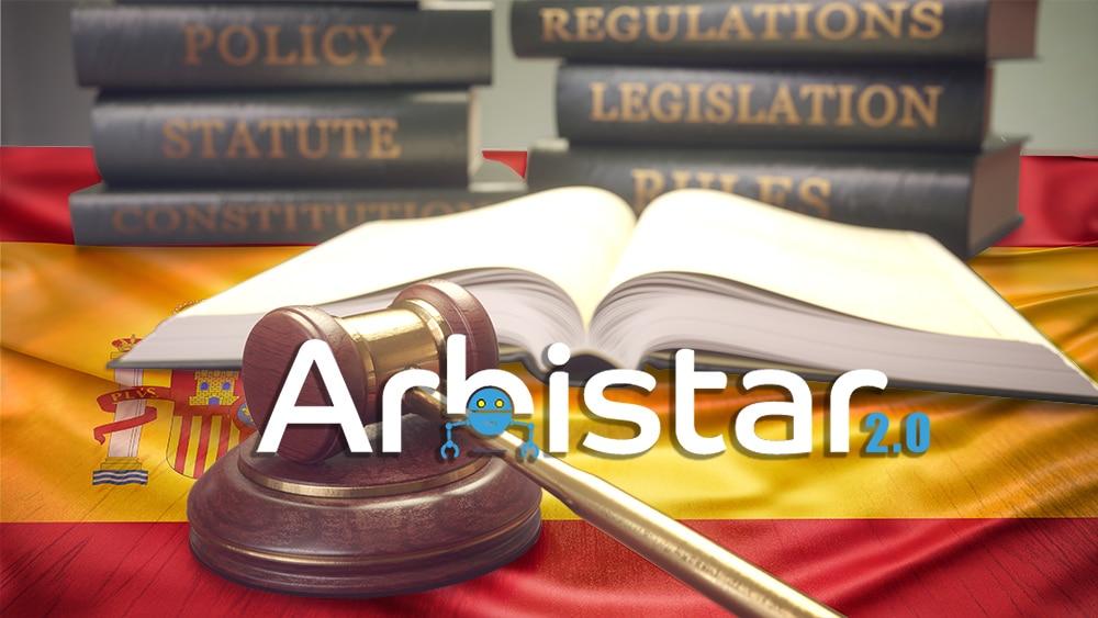 prohibición arbistar españa europa estafa criptomonedas
