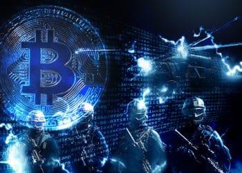 BTC arma proteccion control descentralizada