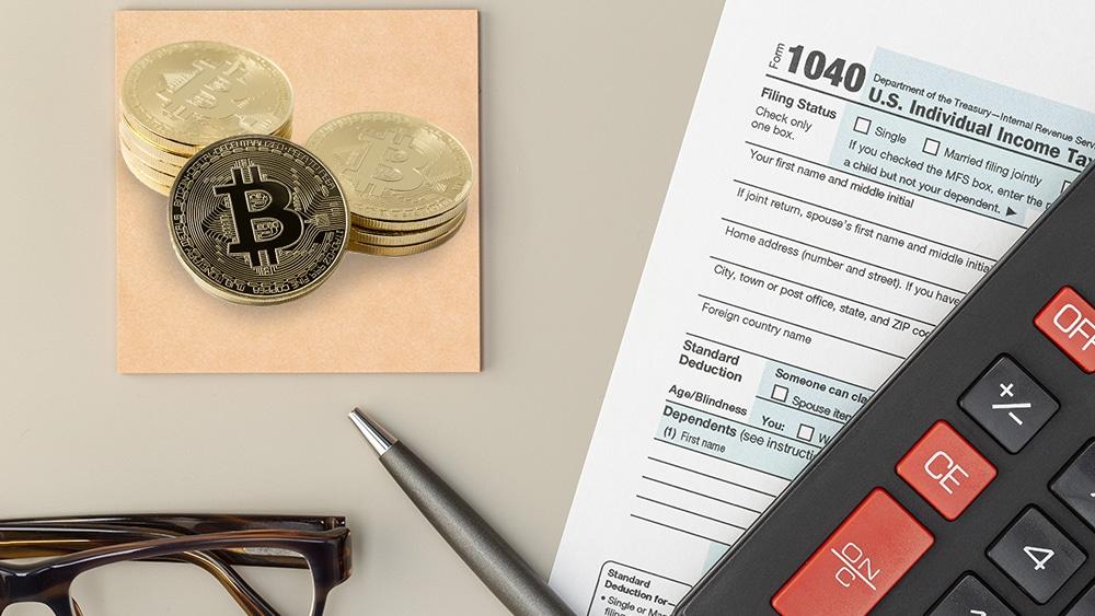 formulario declaración impuestos estados Unidos Bitcoin