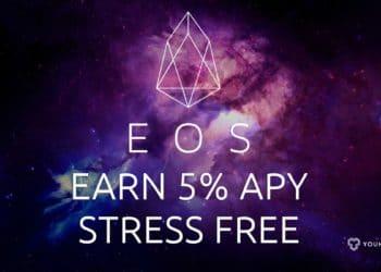Cuenta de interés de EOS