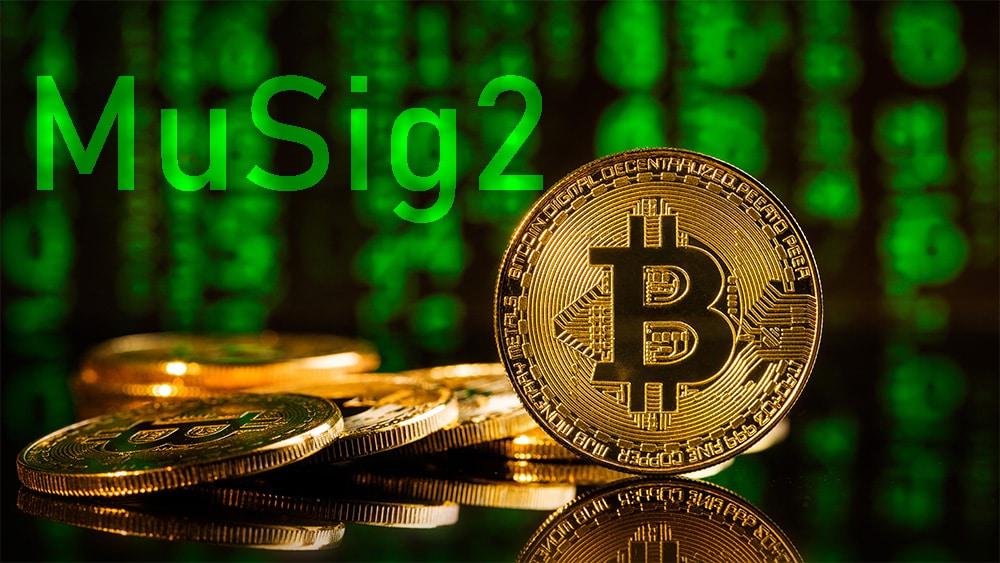 actualización bitcoin firmas schnorr multi firma